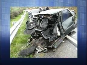 Pessoa morre em acidente de trânsito - Foi na BR 293 em Piratini
