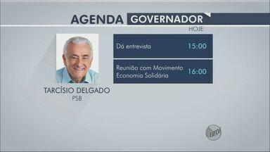 Confira a agenda dos candidatos ao governo de Minas Gerais nesta quarta-feira (17) - Confira a agenda dos candidatos ao governo de Minas Gerais nesta quarta-feira (17)