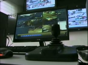 Câmeras registram aumento da criminalidade em Rio Grande, RS - Equipamentos estão concentrados na região central.