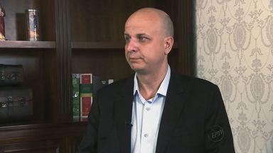 Candidato ao Governo, Laércio Benko, do PHS, fala sobre suas propostas - undefined