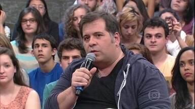 Leandro Hassum comenta experiência em 'Geração Brasil' - Ator conta como está sendo trabalhar em uma novela