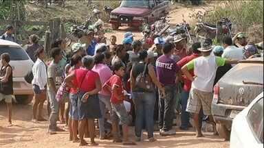 Disputa por terra termina com um agricultor morto no Pará - Um trabalhador sem terra morreu e quatro ficaram feridos durante um confronto com funcionários de uma fazenda, no Pará.