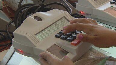 Justiça eleitoral realiza os últimos procedimentos para que as urnas sejam lacrados - Justiça eleitoral realiza os últimos procedimentos para que as urnas sejam lacrados