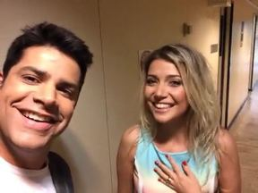 Luiza Possi é a nova parceira do Encontro: 'Voltei para ficar' - Além de falar sobre música, a cantora fará parte dos debates do programa
