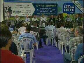 Termina a Agrotecno Leite em Passo Fundo - Feira movimentou mais de dois milhões de reais