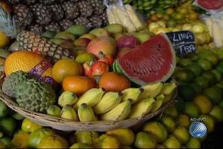 Primavera marca o início da safra de várias frutas - É um bom período para quem quer se alimentar bem gastando menos.