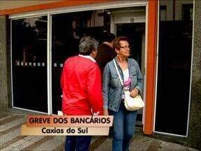 Sindicato dos bancários decide pela greve - Em Caxias do Sul, categoria promete parar na próxima terça-feira.