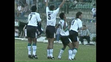 Coritiba 5 x 1 Atlético-PR Atletiba 1995 - Coritiba 5 x 1 Atlético-PR Atletiba 1995