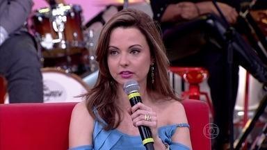 Psicanalista dá dicas de como agir em situações semelhantes à de Vânia, portadora de cânce - 'Seja flexível', orienta Ligia Guerra