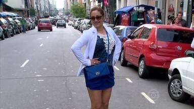 Confira dicas para andar na moda sem entrar no vermelho! - Advogada diz que se inspira nos looks de blogueiras brasileiras