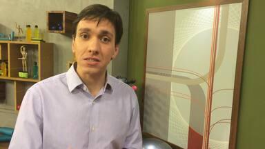 Exclusivo na web: médico do esporte explica como deve ser a rotina de exercício - O Dr. Gustavo Magliocca dá dicas no vídeo.