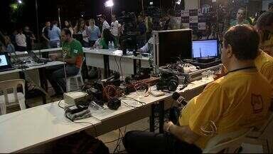 Agilidade da apuração de votos marca a eleição em MS - O estado foi o primeiro estado do Brasil a apurar todos os votos. O resultado saiu em pouco mais de 2 horas
