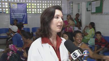 Casos de coqueluche aumentam no Recife - Médica explica como a doença pode ser evitada e tratada.