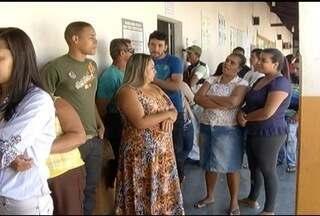 Em Nova Esperança, zona rural de Montes Claros, houve uma ocorrência de crime eleitoral - Um homem foi detido suspeito de fazer boca de urna.