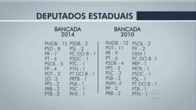 Confira quais deputados estaduais foram eleitos no Rio de Janeiro - Cinco deles são de cidades do sul do estado: Edson Albertassi (PMDB), Gustavo Tutuca, Zé Luiz Anchite (PP), André Ceciliano (PT), André Corrêa (PSD) e Doutor Julianelli (PSOL).