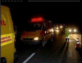 Grave acidente deixa seis pessoas mortas e uma ferida na BR-101 - Grave acidente deixa seis pessoas mortas e uma ferida na BR-101.