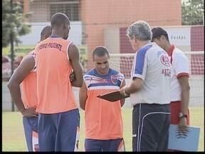 Novo técnico do Grêmio-PP tem missão de fazer time vencer nos próximos jogos - Luiz Carlos Ferreira foi apresentado nesta segunda-feira (6).