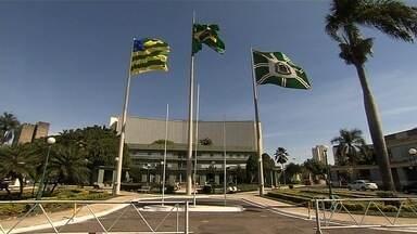 Candidatos ao governo de Goiás se reuniram com assessores para balanço do primeiro turno - Marconi e Iris também aproveitaram momento para preparar as estratégias de campanha para a segunda etapa do pleito.