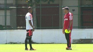 Ex-jogadores, Jorge Luiz, Mauricinho, Marcão e Deivid vivem experiência de auxiliar - Atletas atualmente integram comissão técnica dos clubes onde jogaram.