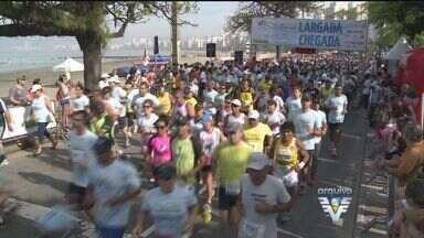 2ª Corrida e Caminhada em prol do Graac acontece em Santos, SP - Cerca de 5 mil pessoas se inscreveram para a prova, e podem retirar seus kits. A entrega acontece até este sábado (11).
