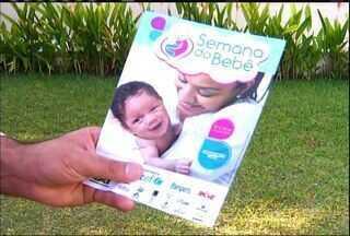 Cidade de Farias Brito realia a Semana do Bebê - Campanha é focada na saúde da gestante e da criança.