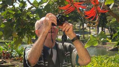 Fotógrafo registra belezas de Belo Horizonte década após década - Terra de Minas mostra neste sábado (11) a trajetória de Câncio de Oliveira.