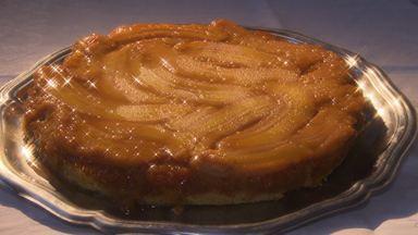 Conheça história vencedora de concurso promovido pelo Terra de Minas - A aposentada Maria Helena Santos conta por que a receita de uma torta de banana marcou a vida dela.
