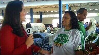 Sesc Crato realiza semana de alimentação saudável - Evento traz oficinas e dá dicas sobre alimentação saudável.