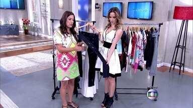 Estilista cria roupas para deficientes após amigo se acidentar - Daniela Auler diz que moda inclusiva facilita a rotina