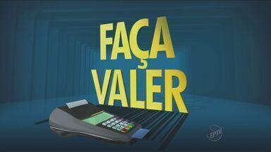 Faça Valer explica direitos do consumidor em tempos de crise hídrica - Faça Valer explica direitos do consumidor em tempos de crise hídrica em Campinas e região.