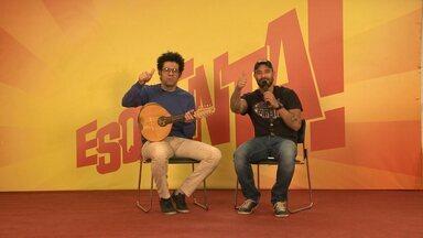 Diogo Nogueira e Hamilton de Holanda cantam 'Bossa Negra' - Os dois estão juntos com um projeto musical