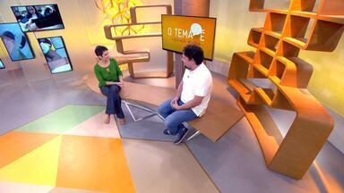 O Tema É... educação inclusiva - Sandra Annenberg recebe o psicólogo Luiz Henrique de Paula Conceição, que explica como escolas podem receber crianças deficientes