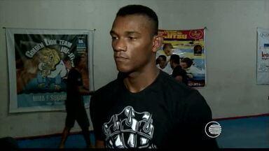 Fabrício Negão vai participar de seletiva de TUF Brasil de MMA - Fabrício Negão vai participar de seletiva de TUF Brasil de MMA