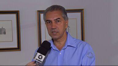 Reinaldo Azambuja vence eleição e é eleito governador com 55,34% dos votos válidos - Em entrevista, o novo governador de MS comenta quais são as principais prioridades da próxima gestão
