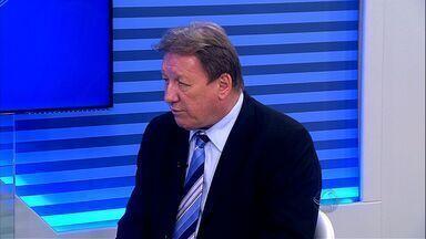 Desembargador João Maria Lós comenta os números das eleições em MS - A Justiça Eleitoral registrou 15 prisões por crimes eleitorais no estado. Ao todo, foram 38 ocorrências de irregularidades