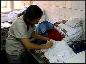 Fada e Sest/Senat fazem parceria para empregar deficientes em Araxá - Associação afirma que só 1% de pessoas com deficiência estão contratadas. Órgãos fizeram parceria para cadastramento de deficientes para empregos.