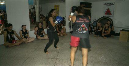 Paraibanos se preparam para competição de Muay Thai - Copa Brasileira de Muay Thai acontece neste sábado, na cidade de Guarabira