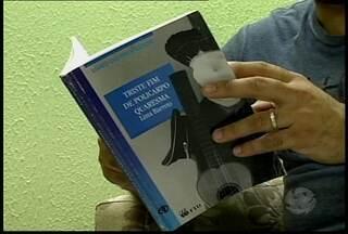 """O livro Triste Fim de Policarpo Quaresma é a dica de leitura do quadro """"Eu Indico"""" - A obra é de Lima Barreto, autor conhecido pela crítica à República Velha do Brasil."""