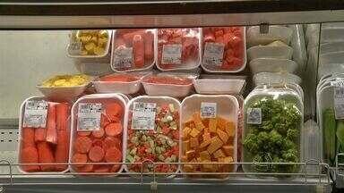 Orientações sobre como preservar alimentos frescos - Orientações sobre como preservar alimentos frescos.