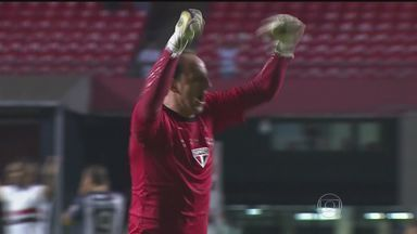 São Paulo vence Emelec pela Copa Sulamericana - Partida foi valida pelas quartas-de-final da competição