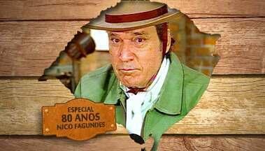 Nico Fagundes é homenageado no Galpão Crioulo deste domingo (2) - Assista ao vídeo.