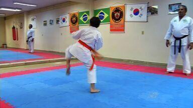 Garoto do Cariri é sensação no karatê - Pedro Henrique de 9 anos já foi bronze no mundial da modalidade