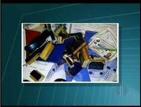 Preso homem acusado de falsificar documentos em Campos, no RJ - De acordo com a polícia, o acusado trabalhava como pastor.