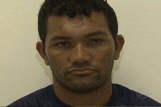 Polícia apresenta um dos suspeitos de sequestrar e estuprar cliente de shopping - O homem foi detido na manhã desta sexta, na cidade de Dias D'Ávila.