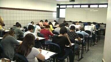 Estudantes de Sergipe se preparam para o Enem 2014 - Estudantes de Sergipe se preparam para o Enem 2014.