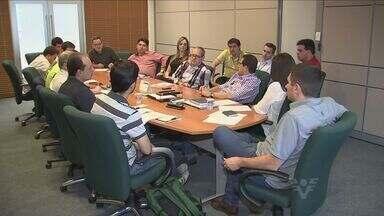 Jogos Abertos do Interior - Representantes de afiliadas da TV Globo participam de reunião sobre a cobertura dos Jogos Abertos do Interior. Competição inicia no próximo dia 17, em Bauru.