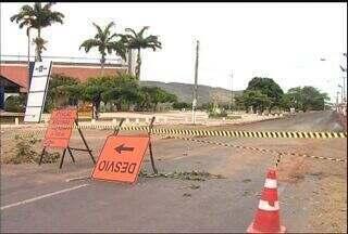 Motoristas reclamam da demora na entregas das obras na Rodovia Padre Cícero - Rodovia é uma das opções de acesso entre o Cariri e a capital.