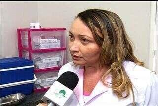 Começa hoje, em todo o Brasil, a campanha de combate á poliomielite - Em Juazeiro do Norte, a meta da Secretaria de Saúde é vacinar 18.000 crianças.