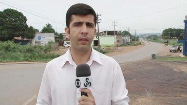 Presos fogem de presídio em Buritis, Rondônia - Repórter Luiz Martins tem mais detalhes sobre o assunto.