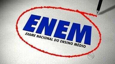 Alunos de SE entram na reta final para o Enem - Alunos de SE entram na reta final para o Enem.